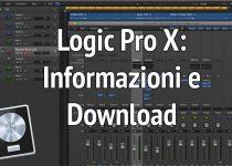 Logic Pro X Informazioni e download