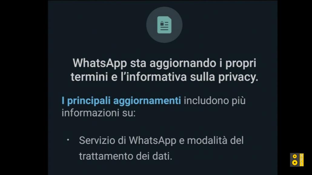 Policy WhatsApp